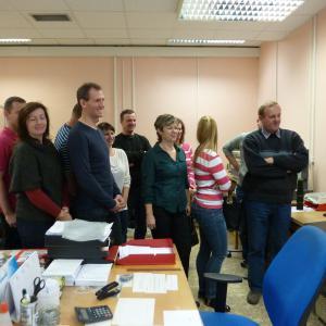 Vzdělávání mistrů 2016 - 5. skupina