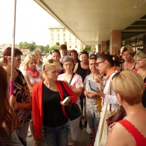 4. zájezd do Valdagna - Prohlídka Benátek